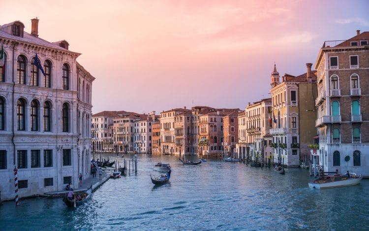 Романтическое путешествие в Италию