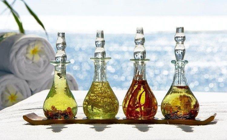 Эфирные масла из Египта