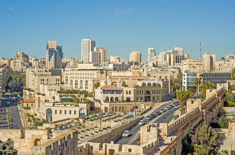 Центральная часть города Каир