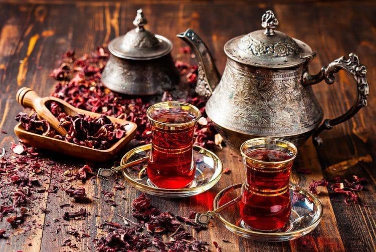 Прекрасный подарок из Египта - чай каркаде