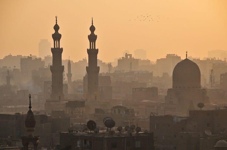 Каир исламский