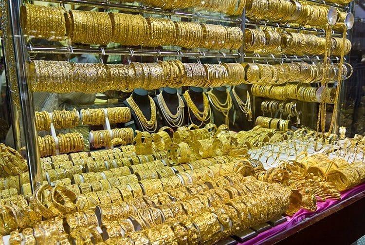 Магазины ювелирных изделий в Египте