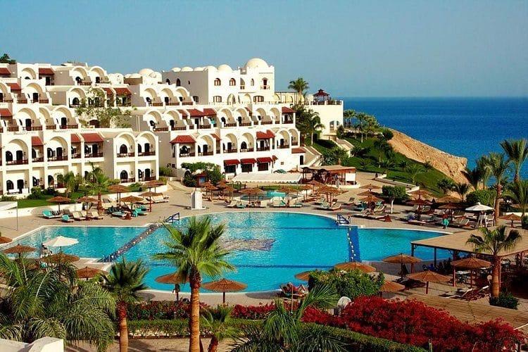 Шарм-эль-Шейх - курорт на синайском полуострове