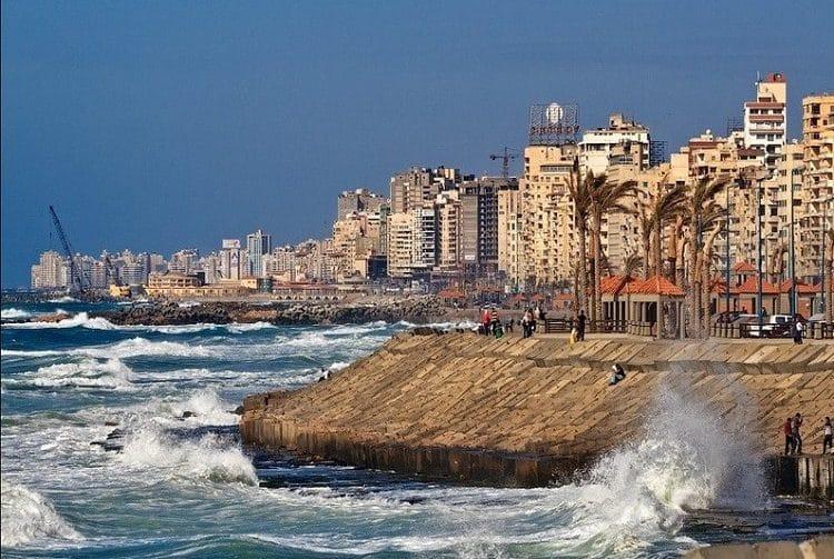 Комфортный отдых на курорте Александрия