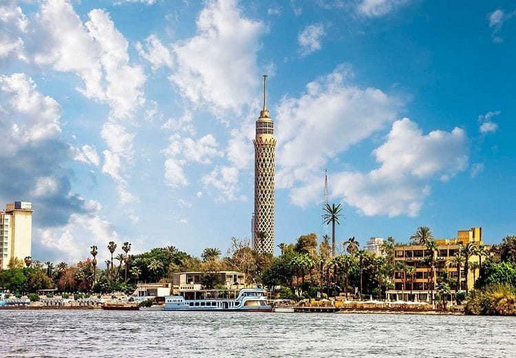 Каир - самый сухой город мира