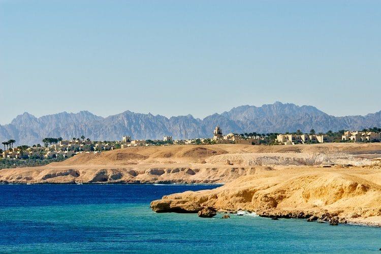 Сафага - курорт в Египте