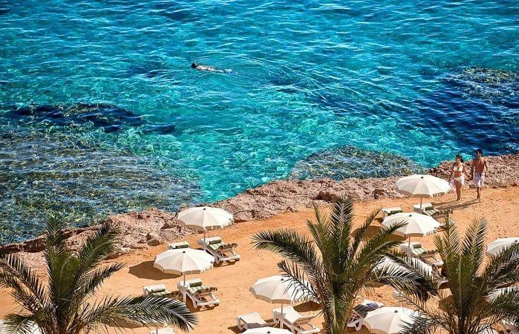 Шарм-эль-Шейх - курорт на берегу Красного моря