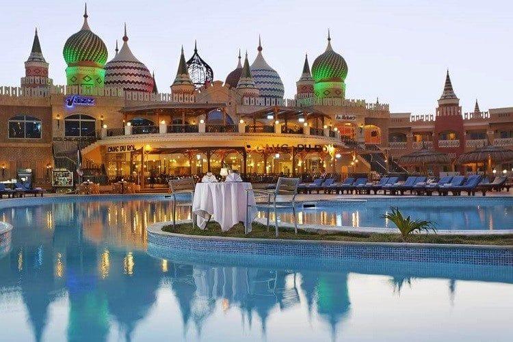 Отель Aqua Blu Sharm El Sheikh
