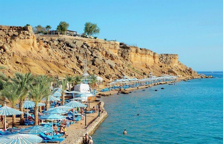 Бухта Sharm-El-Maya