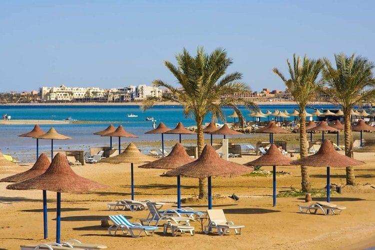 Хургада - один из самых популярных курортов на Красном море