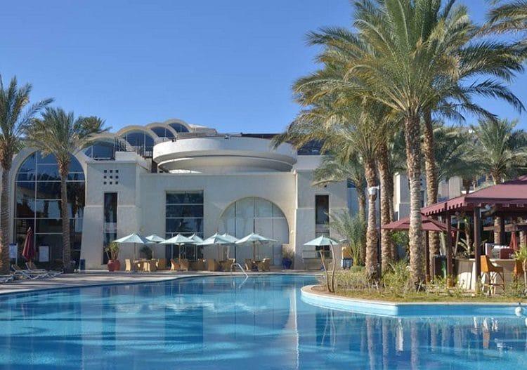 Отель Grand Rotana Resort & Spa в Шарме