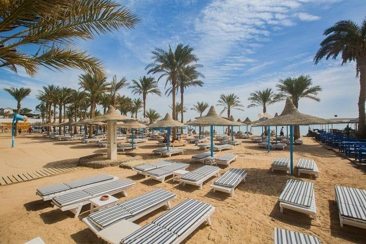 Хургада - популярнейший курорт Египта