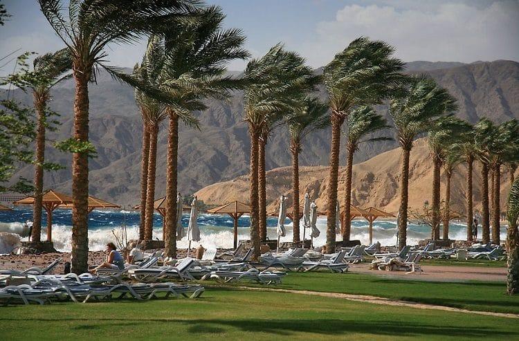 Сезон ветров в Египте