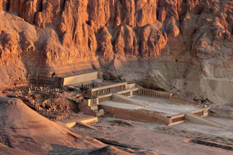 Долина царей Город мертвых